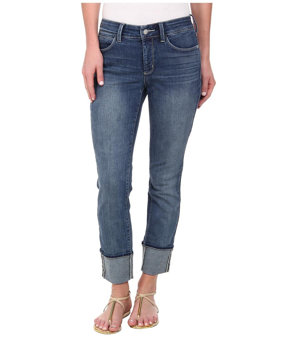 NYDJ - Lorena Skinny Boyfriend Capri in Heyburn (Heyburn) Women's Jeans