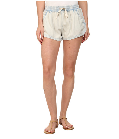 Billabong - Road Trippin Shorts (Chambray) Women's Shorts