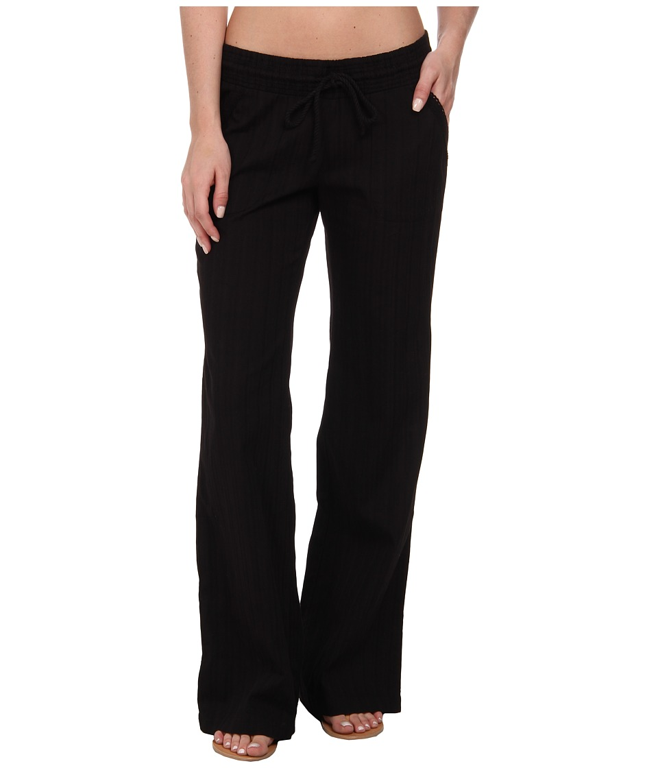 Billabong - Waves for Us Beach Pant (Black) Women's Casual Pants