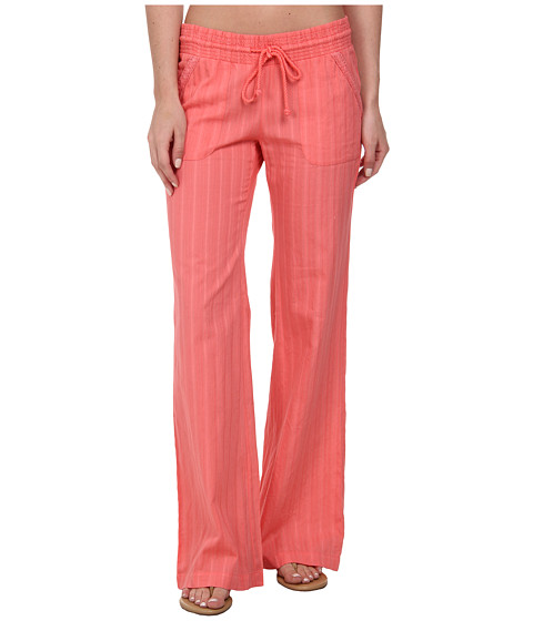 Billabong - Waves for Us Beach Pant (Melon) Women's Casual Pants