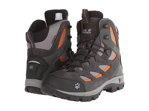 Jack Wolfskin - Snow Pass Texapore (Dark Steel) Men