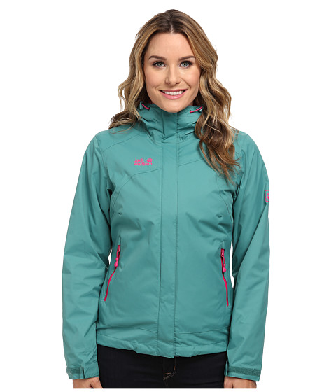 Jack Wolfskin - Winterhawk (Dark Peppermint) Women