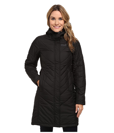 Jack Wolfskin - Crystal Iceguard (Black) Women's Coat