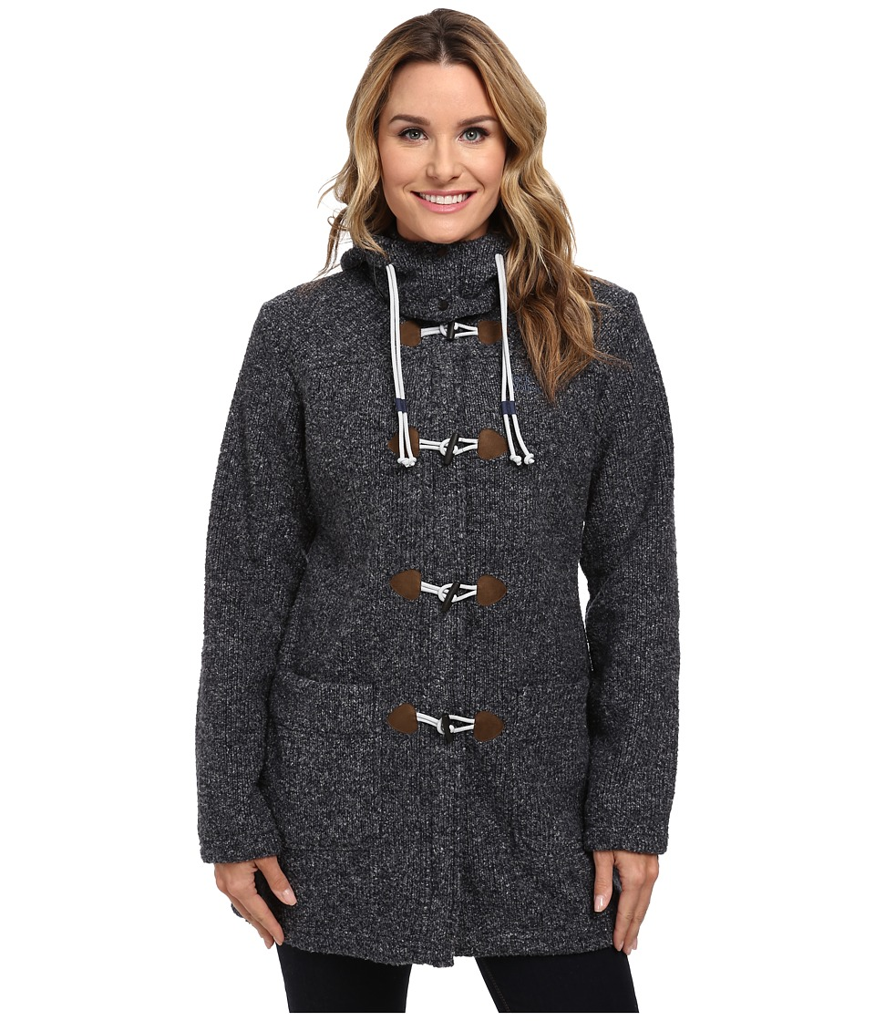 Jack Wolfskin - Milton Coat (Night Blue) Women's Coat