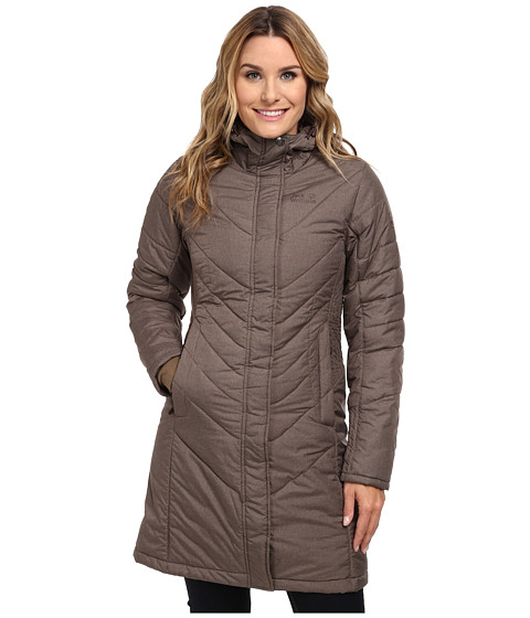 Jack Wolfskin - Crystal Iceguard (Mocca) Women's Coat