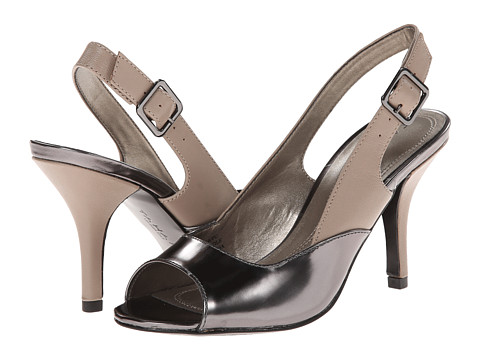 Tahari - Ramona (Taupe/Pewter Calf) High Heels