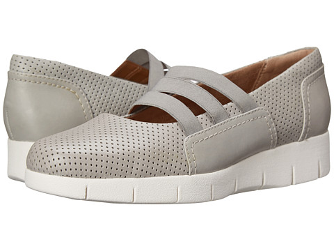 Clarks - Daelyn City (Stone Leather) Women's Shoes