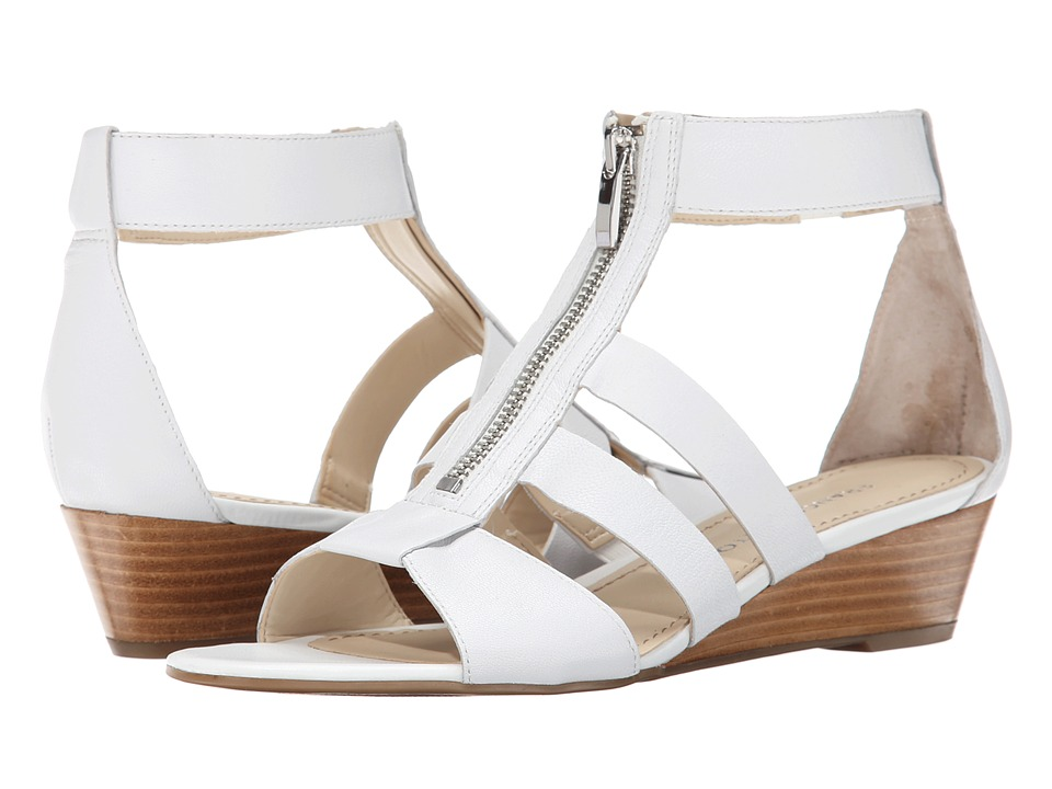 Franco Sarto - Unveil (White Leather) Women's Shoes