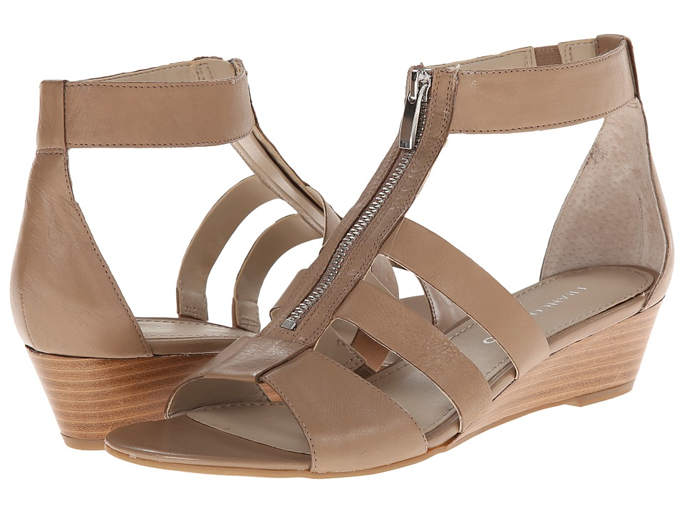 Franco Sarto - Unveil (Taupe Leather) Women's Shoes