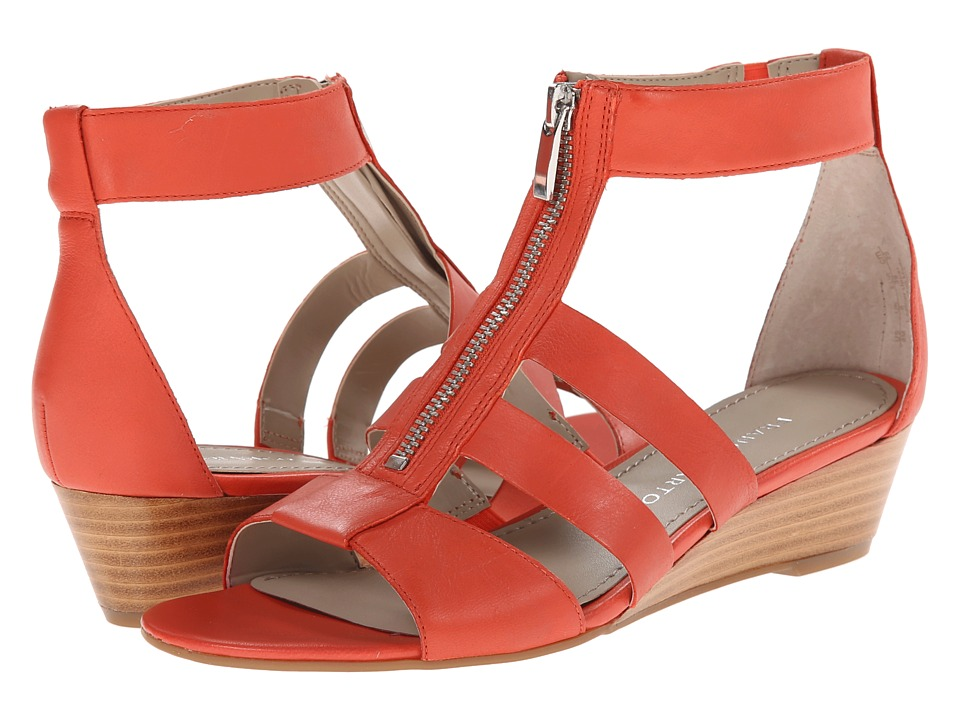 Franco Sarto - Unveil (Coral Leather) Women's Shoes