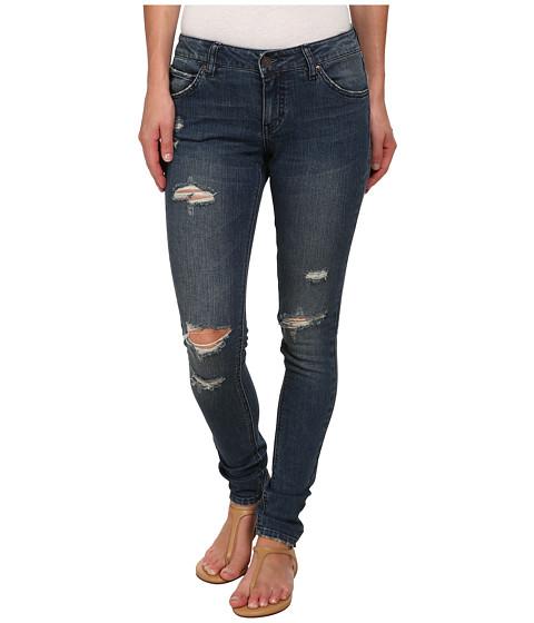 Volcom - Super Stoned Skinny Jean (Camper Blue) Women's Jeans