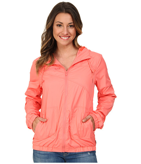 Volcom - Enemy Stone Jacket (Electric Coral) Women