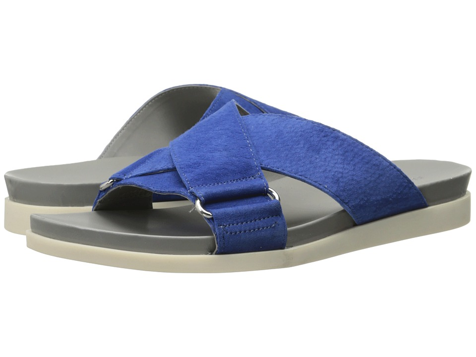 Franco Sarto Lure (Royal Blue Sport Nubuck) Women
