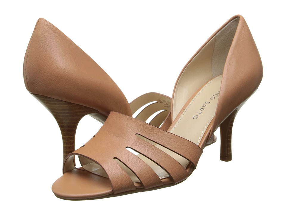 Franco Sarto - Isadora (Blush Nappa Leather) Women