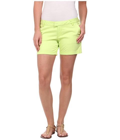 Volcom - Frochickie 2.5 Short (Green Spray) Women