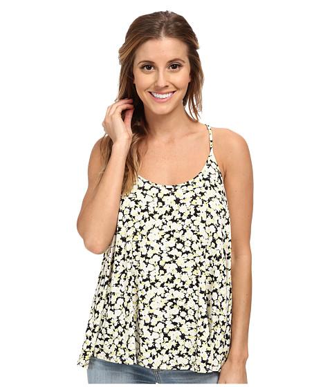 Volcom - Feelin Fine Tank Top (Lichen Green) Women's Sleeveless