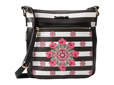 Desigual - Moscu Sailor (Black) Handbags