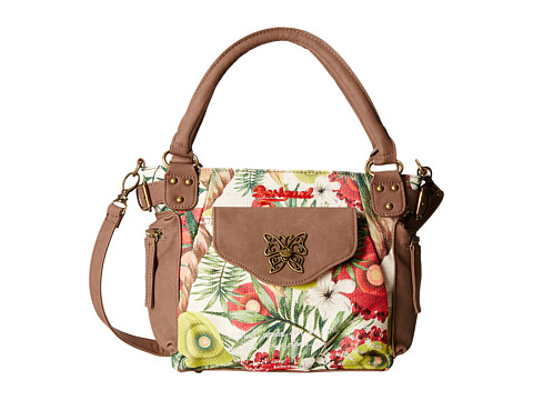 Desigual - Mini Mcbee Hawaiano (Green) Handbags
