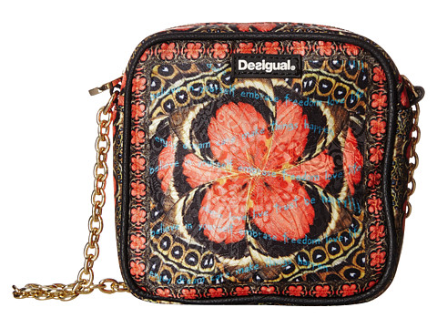 Desigual - Mexico Butterfly (Red) Handbags