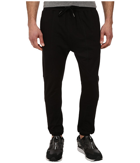 Publish - Buck Moto Fleece Jogger (Black) Men