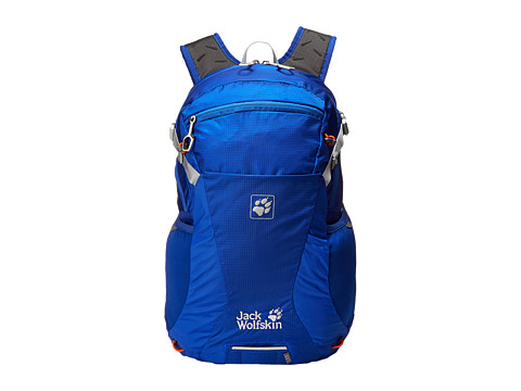 Jack Wolfskin - Moab Jam 24 (Active Blue) Backpack Bags