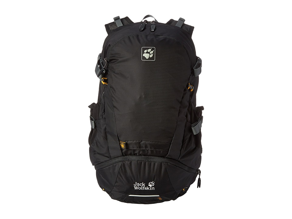 Jack Wolfskin - Moab Jam 30 (Black) Backpack Bags