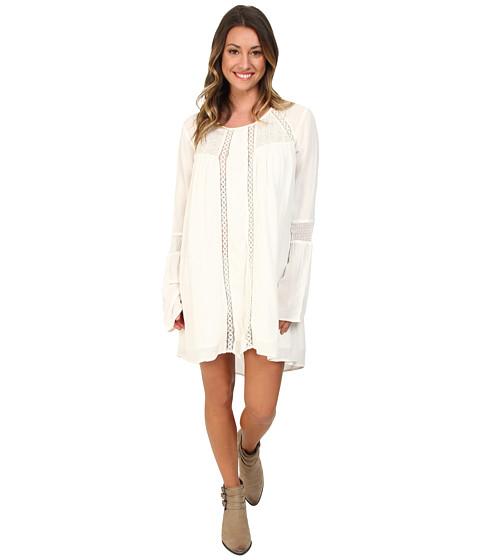 Volcom - Traffik Dress (Cream) Women