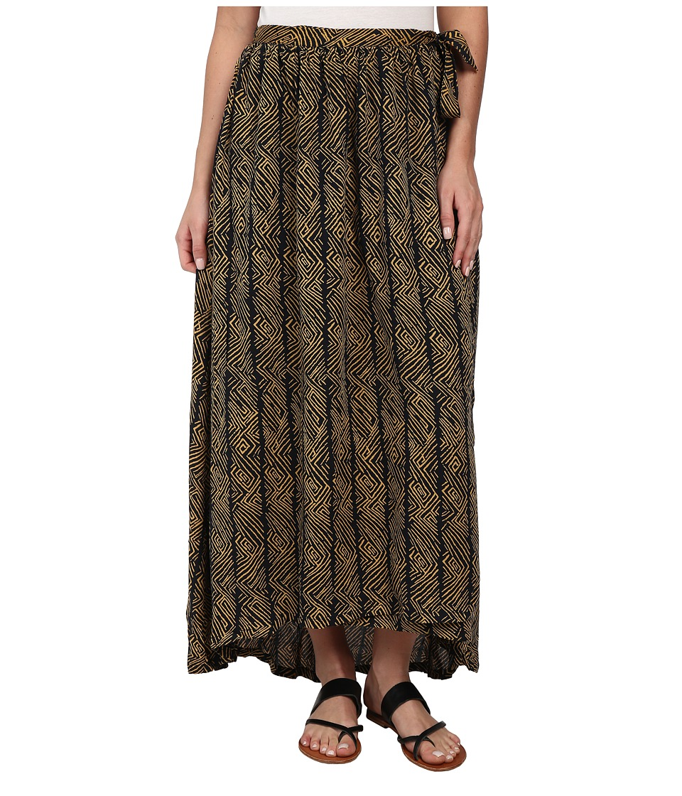 Volcom - Rappin Skirt (Spice Gold) Women