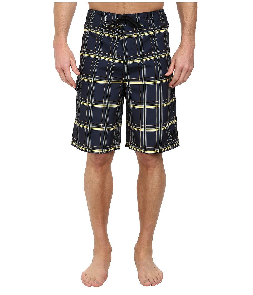 Hurley - Puerto Rico Boardshort (Obsidian) Men's Swimwear