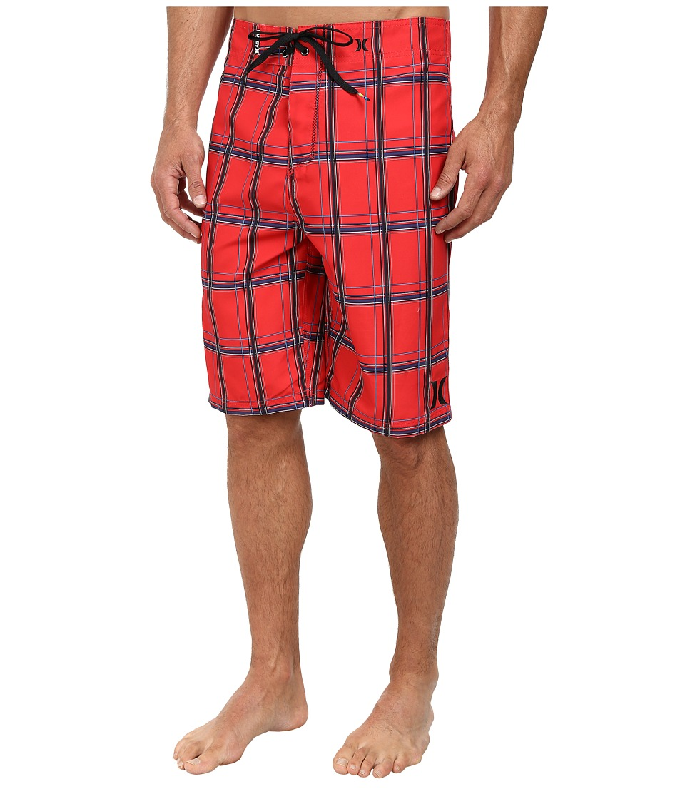 Hurley - Puerto Rico Boardshort (University Red) Men's Swimwear