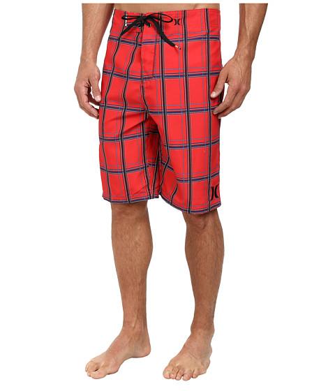Hurley - Puerto Rico Boardshort (University Red) Men