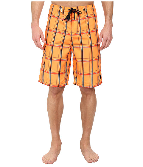Hurley - Puerto Rico Boardshort (Total Orange) Men's Swimwear
