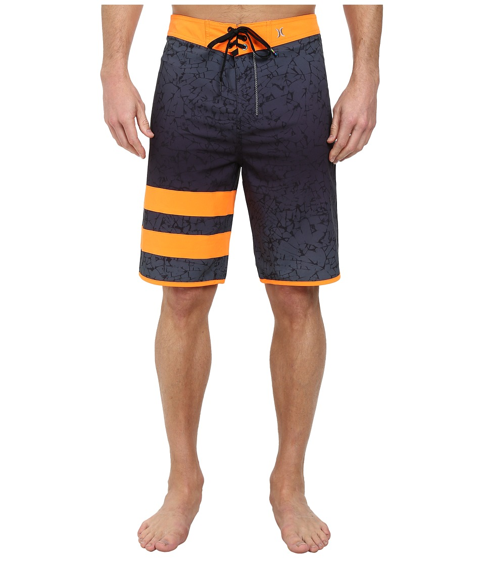 Hurley - Phantom Force 2 21 Boardshort (Black) Men's Swimwear