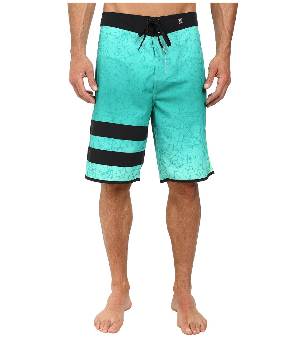 Hurley - Phantom Force 2 21 Boardshort (Enamel Green) Men's Swimwear
