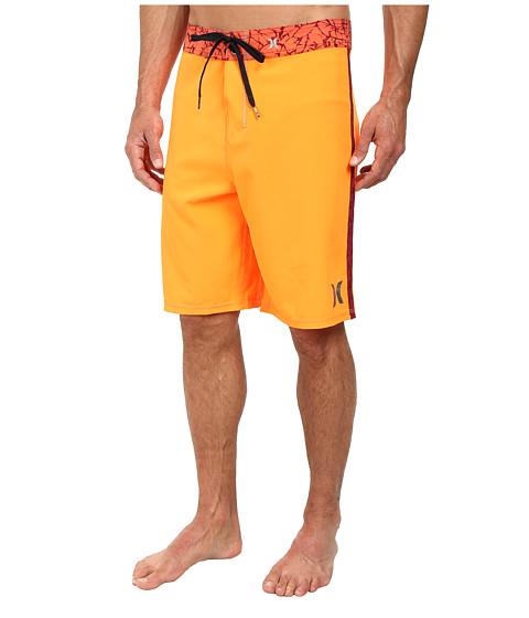Hurley - Phantom Force Solid 21 Boardshort (Total Orange) Men's Swimwear