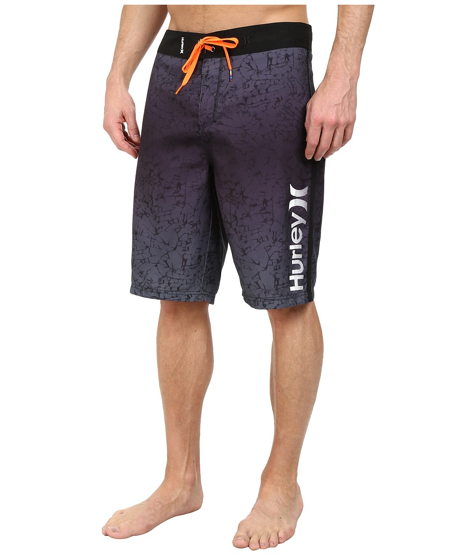 Hurley - Force Core 2 22 Boardshort (Black) Men's Swimwear
