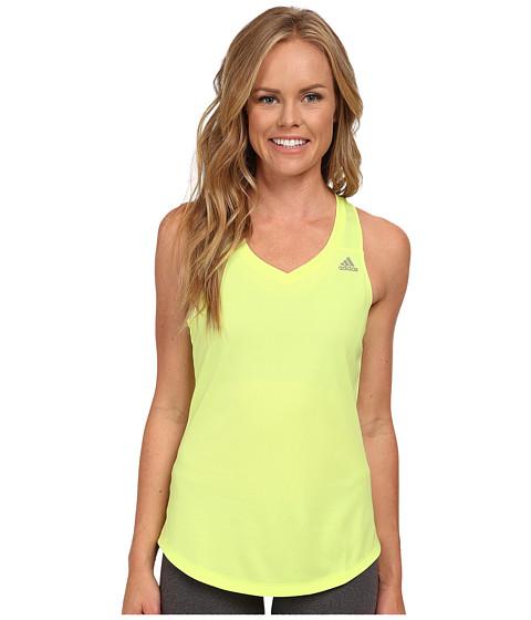 adidas - Sequencials Money Tank W (Light Flash Yellow) Women