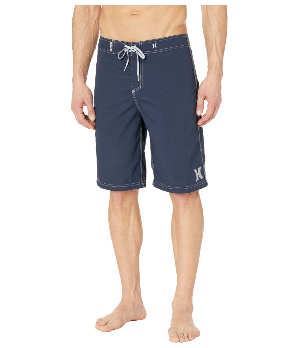 Hurley - One Only Boardshort 22 (Obsidian) Men's Swimwear