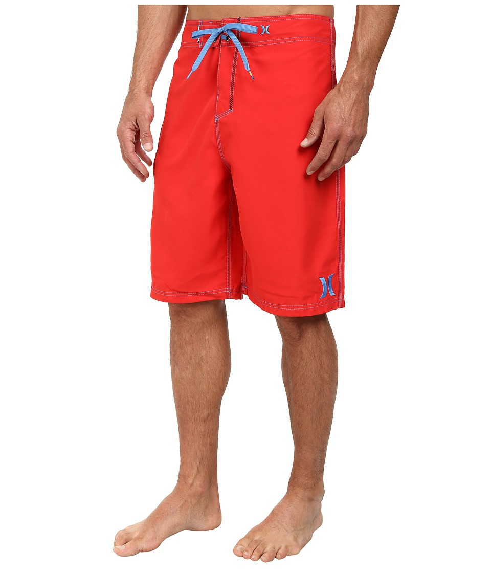 Hurley - One Only Boardshort 22 (University Red) Men's Swimwear