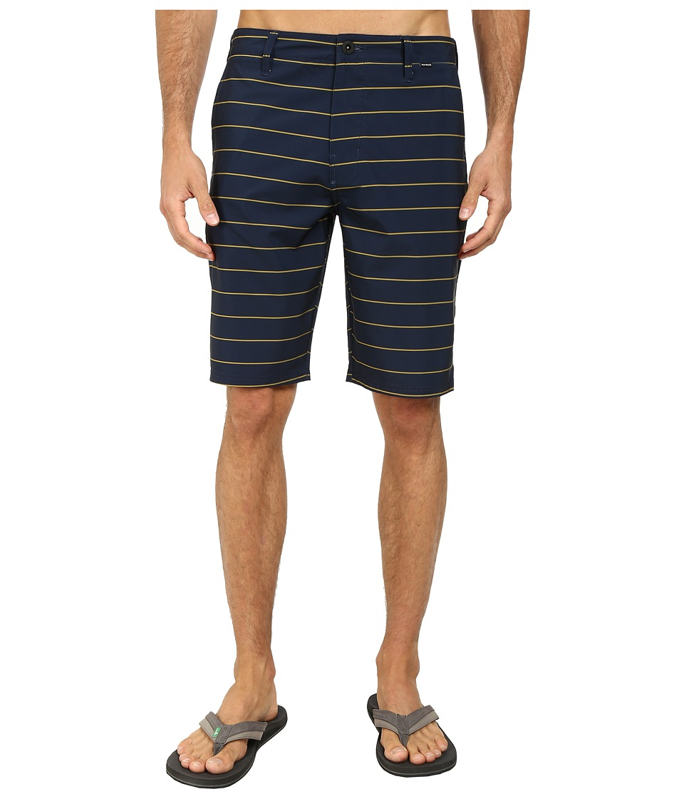 Hurley - Phantom Classic Walkshort (Obsidian) Men's Shorts