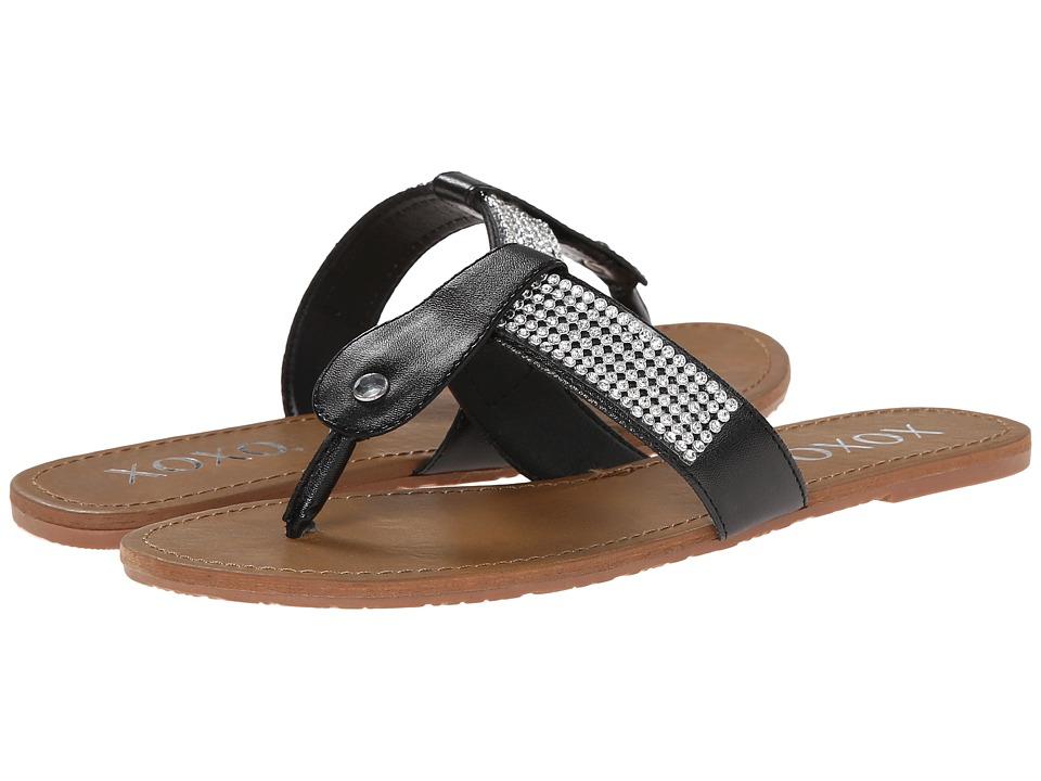 XOXO - Garth (Black) Women's Shoes