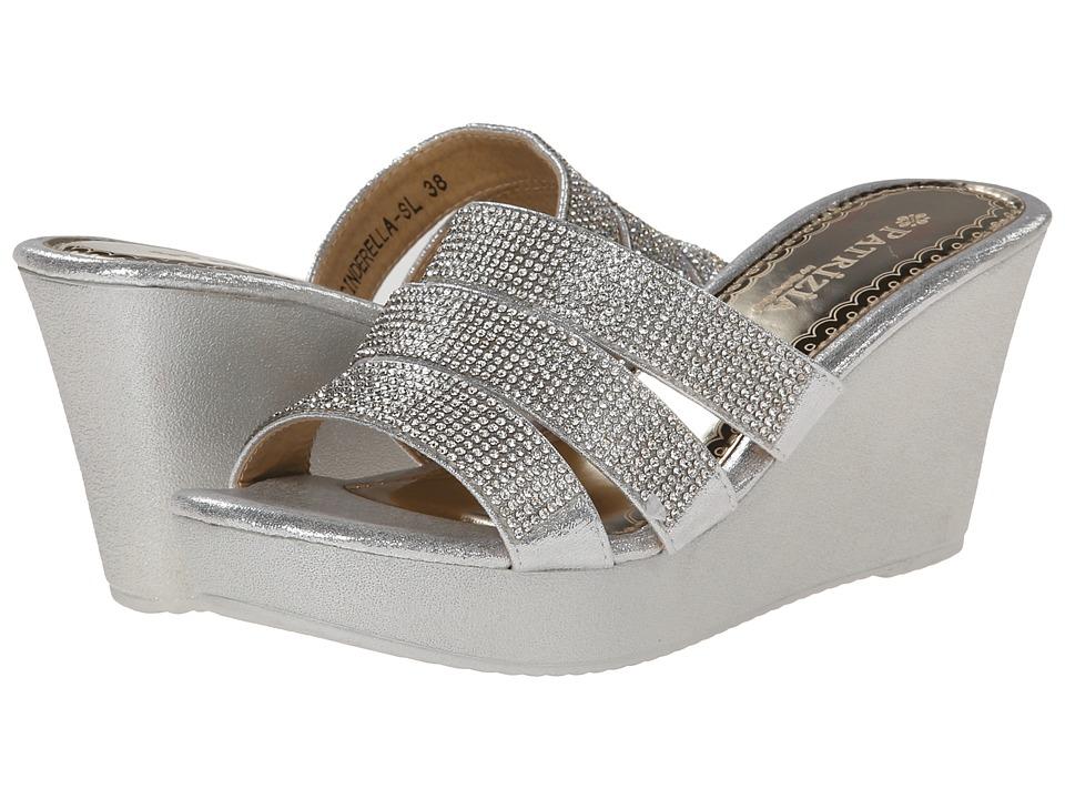 PATRIZIA - Cinderella (Silver) Women's Sandals