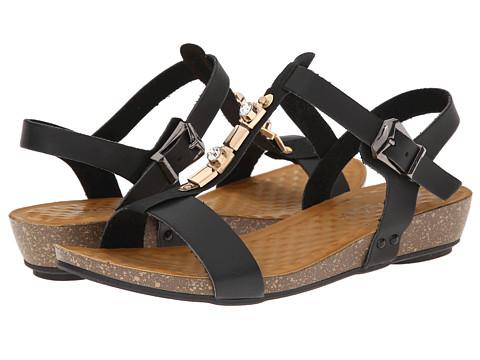 PATRIZIA - Convington (Black) Women's Sandals