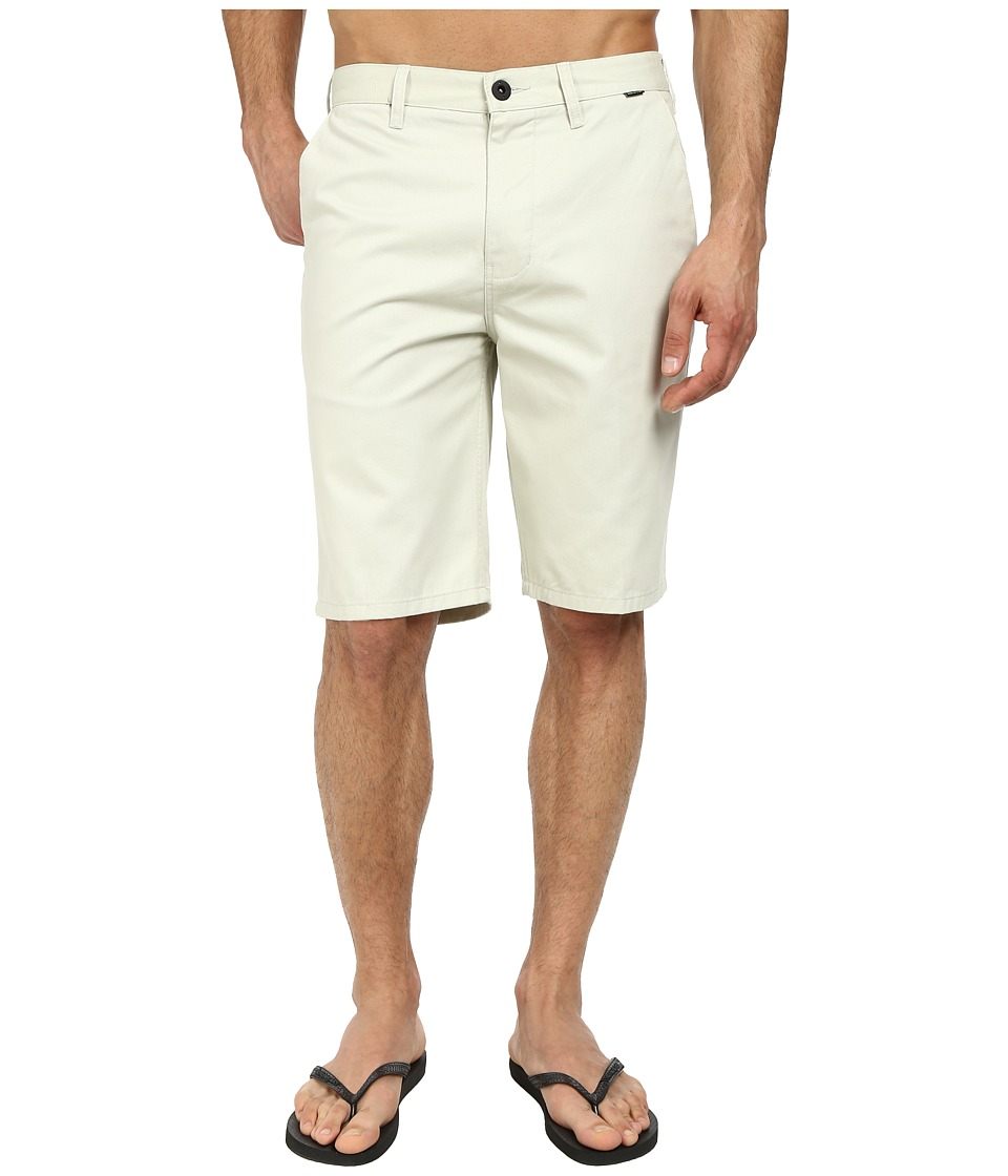 Hurley - One Only Chino Walkshort (Light Stone) Men