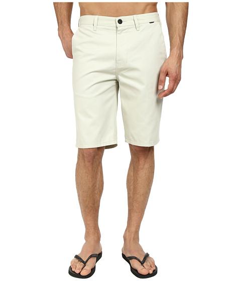 Hurley - One Only Chino Walkshort (Light Stone) Men's Shorts