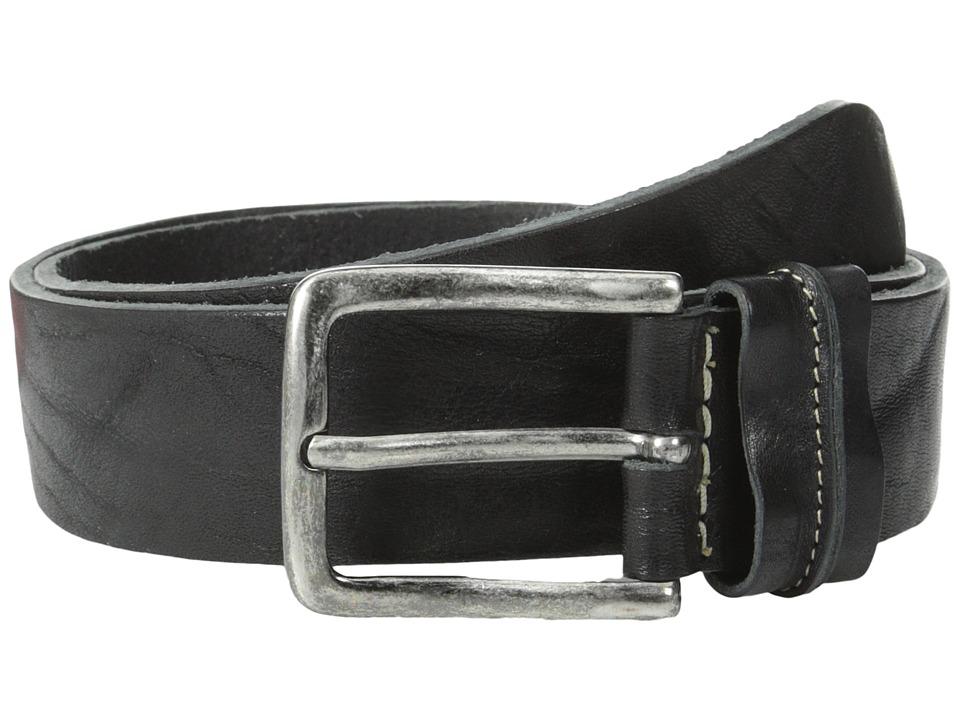 COWBOYSBELT - 43107 (Black) Men's Belts