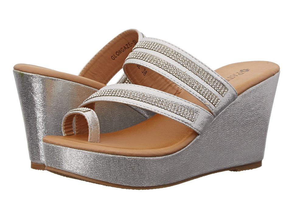 PATRIZIA - Glowgaze (Silver) Women's Sandals