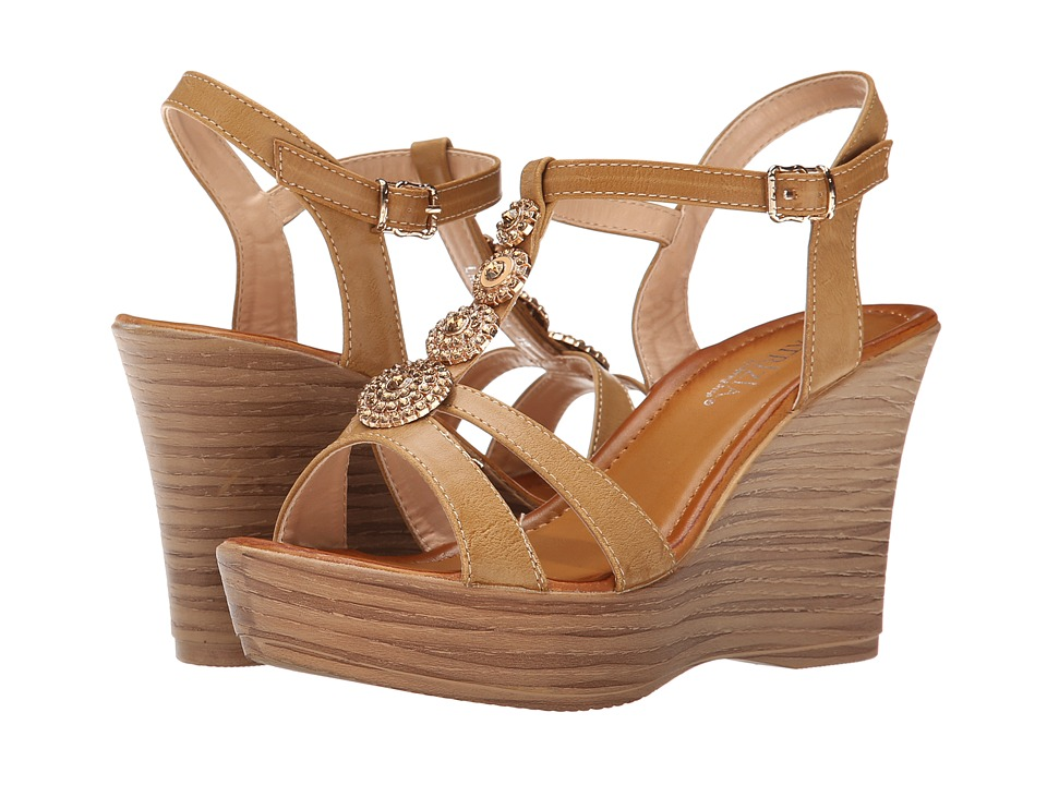 PATRIZIA - Lansing (Camel) Women's Sandals