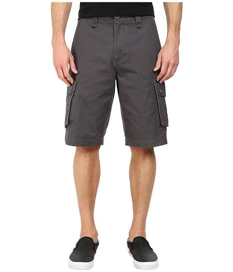Hurley - One Only Cargo Short (Dark Grey) Men