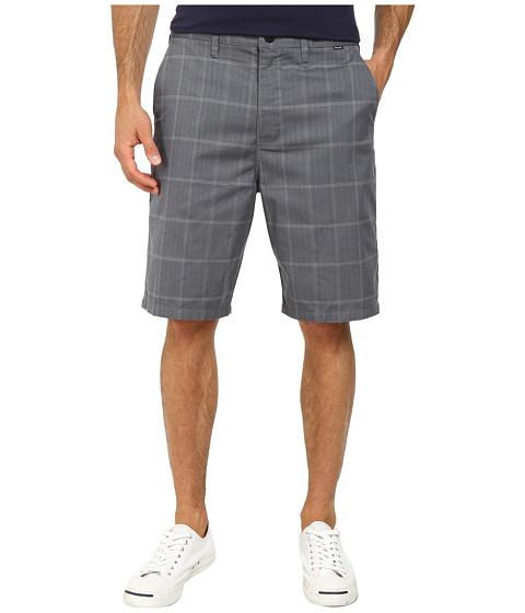 Hurley - Banning Chino Short (Cool Grey) Men's Shorts
